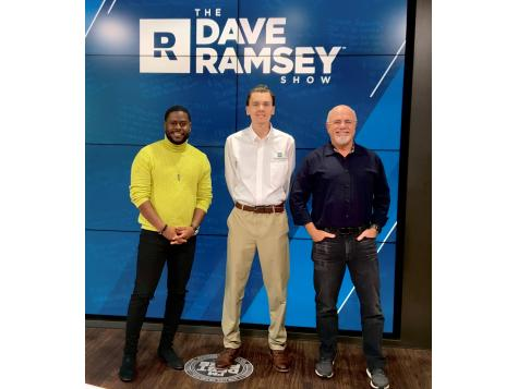 Griffin Lusk & Dave Ramsey & Anthony ONeal
